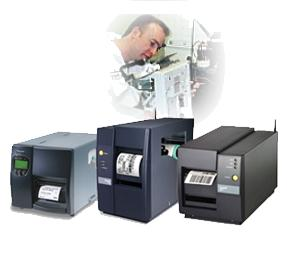 intermec printer repair technicians
