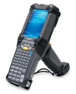 barcode scanner rental