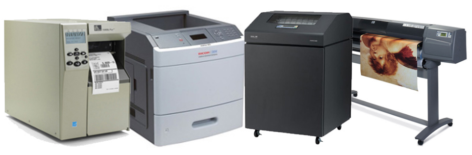 onsite printer repair Vancouver products