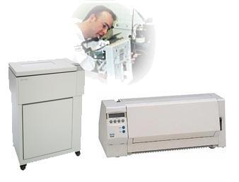 genicom printers