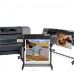 HP DesignJet plotter maintenance