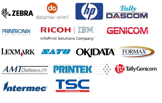 onsite printer repair brands