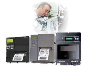 sato printer repair technician