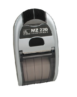 Zebra MZ220 Mobile Printer