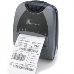 Zebra P4T Mobile Printer