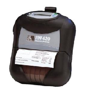 Zebra RW420 Mobile Printer