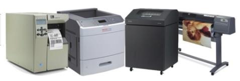 contract repair printers