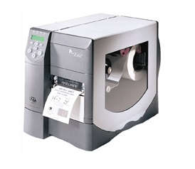 zebra z4m plus thermal label printer