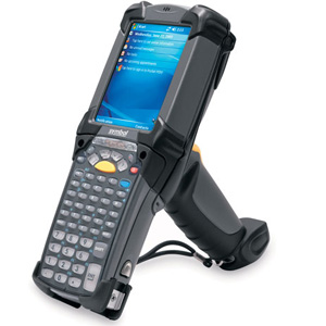 Motorola barcode scanner repair models