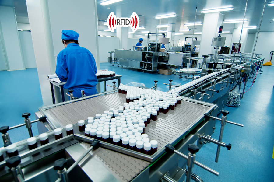 sato rfid asset tracking pharmaceutical