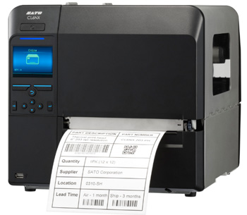 thermal label printer food service
