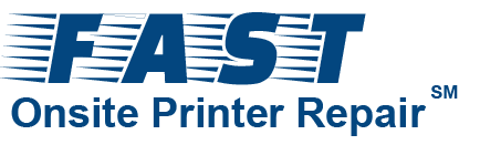 fast onsite printer repair jacksonville