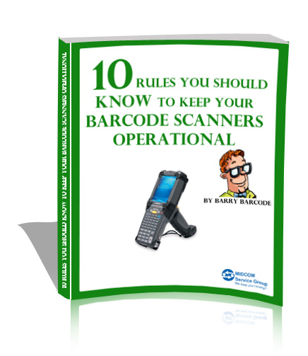 barcode scanner maintenance ebook