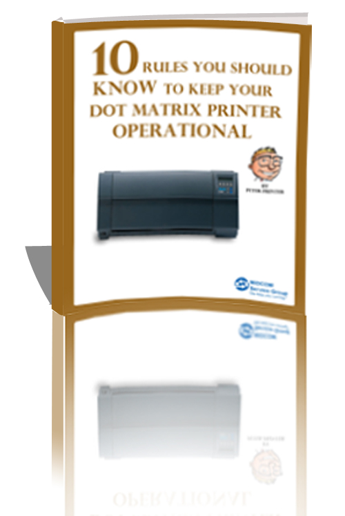 dot-matrix maintenance ebook