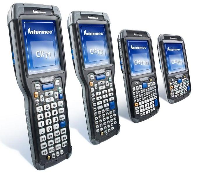 intermec barcode scanners