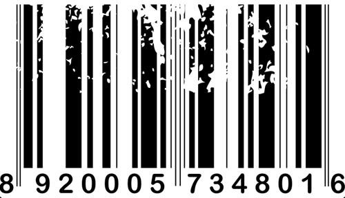 unreadable barcode labels
