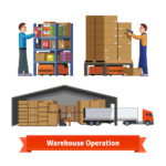 warehouse operations mobile printing