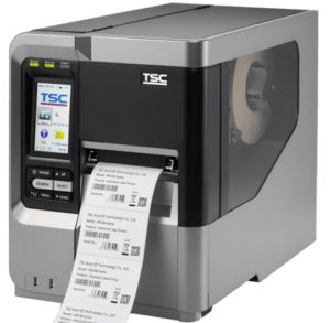 tsc thermal label barcode printers
