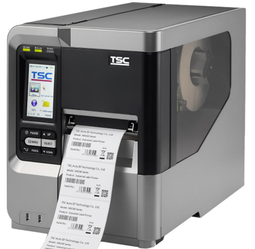tsc mx640p thermal printer