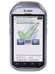 zebra mc40-hc onecare support