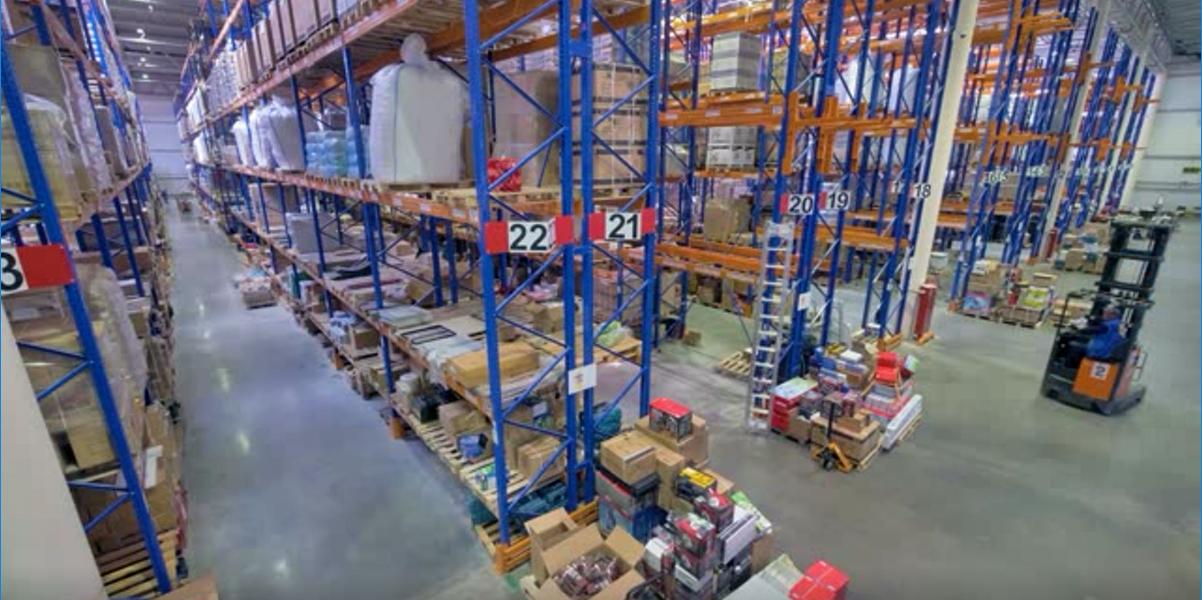 warehouse workflows high speed