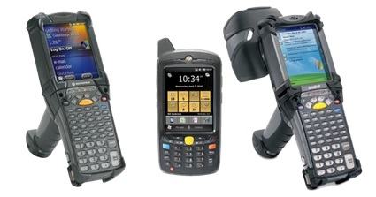 motorola barcode scanner repair devices