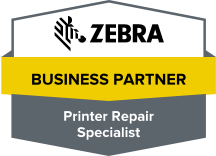 zebra business partner printer repair specialist