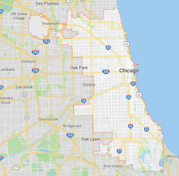 zebra printer repair chicago area