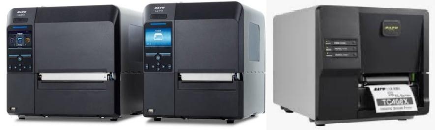 sato printers repaired