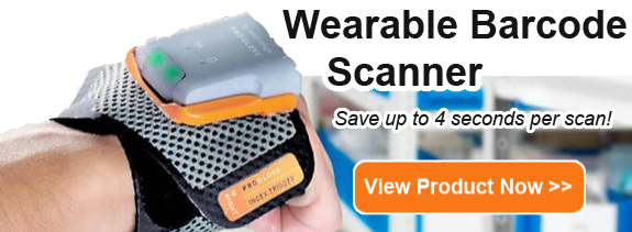 proglove wearable barcode scanners