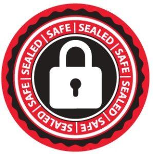 sato freshloc2go label 2-inch round