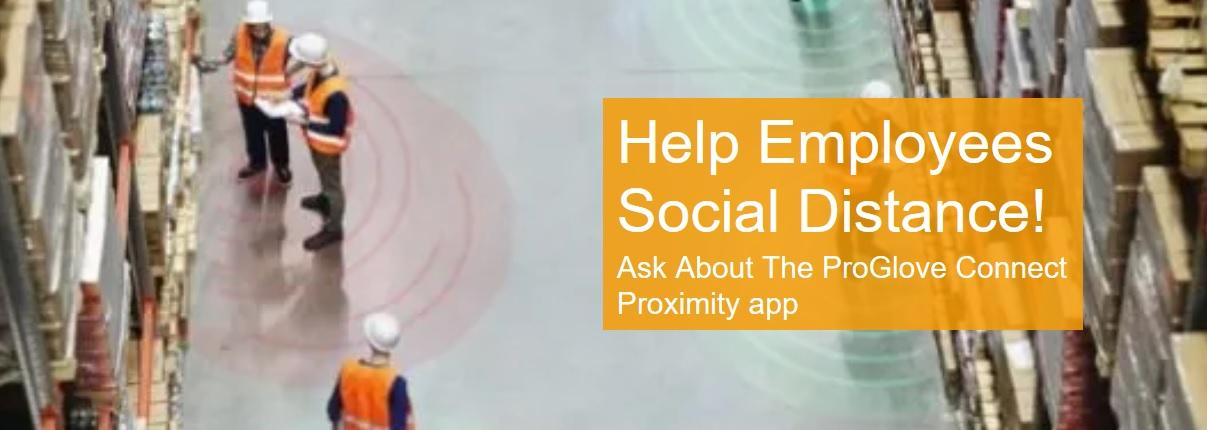 proglove social distancing app