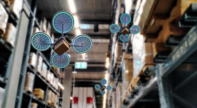 warehouse artificial intelligence